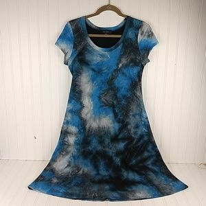 Karen Kane tie dye dress Medium